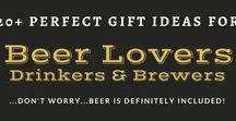 Beer Themed Gift Ideas / Gift ideas for beer lovers and brewers! Gifts include DIY projects, great gift ideas and gifts of experiences and charitable causes. Learn more at  http://giftergrid.com/beer-themed-gift-ideas/