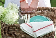 Picnic /  Picnic time  A charming way to break bread and enjoy each others company outdoors