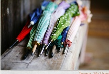 Umbrella's / Umbrella's Keep us dry, bring us shade and add an enchanting element to our surroundings☂