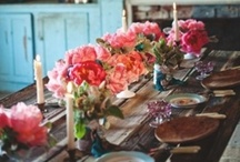 Tabletop Decor / Setting the table