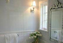 Beautiful Bathrooms / Inspiration Pics for our big bathroom remodel.