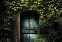 Chamber doors / by Beverly Howell Gray