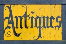 Antiques / by Beverly Howell Gray
