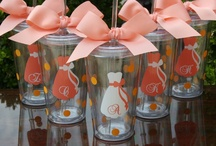 Bridal Shower Chic / Throwing a bridal shower? Get inspiration & ideas here!