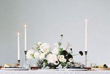 - LES TABLES - / Retrouvez dans ce tableau des détails et belles idées pour mettre en scène vos tables... www.lamarieeauxpiedsnus.com