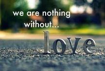 Love ღ... / by Jennifer G (✿◠‿◠)