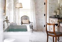 Bathing beauty / Bathroom designs