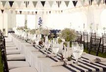 MARIAGE l decor / Decoração, cerimônia e noivos.