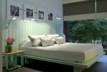 Bedroom Inspirations / by Patricia Niemiec