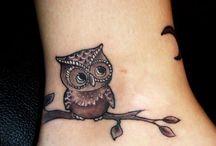 Tattoos / by Bobbie Hales