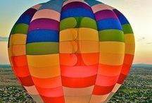 Hot Air Balloons / by Bobbie Hales