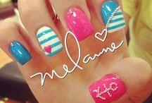 Fingernails / by Bobbie Hales