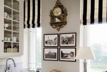 Window Treatments / Drapery ideas