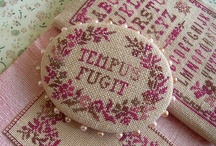 Cross stitch inspiration / by Ladybird