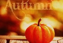 Fall Wonderful Fall / Fall is my favorite season! Love it! / by Danna