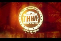 ★ 10th Thessaloniki Hip Hop Festival - THHF 2012 ★
