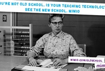 Old School, meet the New School