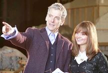 Don't Be Afraid / Doctors & Companions  / by Katelyn