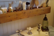 Bathroom and Kitchen / by Miranda Leigh