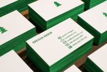 Design | Branding & Stationery / by Cecilia Hedin