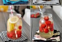 Drinks and jello shots / by Miranda Leigh