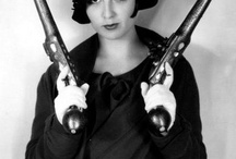 Girls and guns.... / by Beverly Howell Gray
