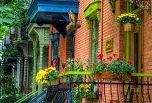 Exterior paint colors / by Danna