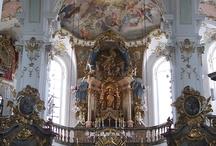 Churches, Convents, Monasteries