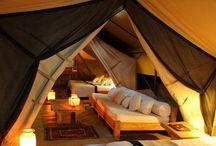 Camping Stuff / by Danna