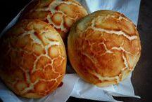 Bread, flatbread, wraps & quiche stuff