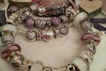 Totally Charmed! / Pandora Jewelry and Charms / by Roberta Wilson-Dreifke