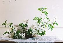 - CENTRE DE TABLE - / Retrouvez dans ce tableau des idées et inspirations pour les centres de table de votre mariage... www.lamarieeauxpiedsnus.com