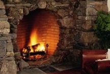 Fireplaces / by Danna