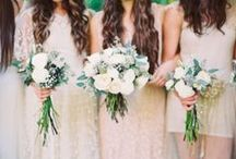 demoiselles d'honneur / A place to share bridesmaids dress finds & ideas!