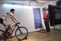 Body Geometry Fit / SEI EINS MIT DEINEM BIKE. Mit Body Geometry sitzt dein Bike wie ein Massanzug – Eine nahtlose Verbindung zwischen Körper und Fahrrad. Body Geometry sorgt für die perfekte Verbindung zwischen dir und deinem Bike, denn ein Bike, das deine tatsächliche Sitzposition berücksichtigt, wird dich dazu bringen, weiter und schneller zu fahren, als du dir jemals hast träumen lassen. Und das Beste: radtypische Schmerzen gehören der Vergangenheit an!