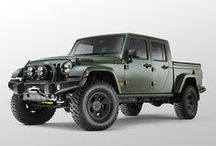 America Expedition Vehicles / by Shawn Baden