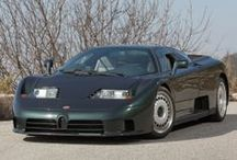 Bugatti EB110 / by Shawn Baden