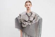 ESTRUTURAS l moda / Na moda
