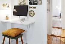 Work Space / Home office ideas