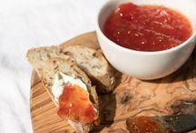Preserves / Homemade jams, jellies, pickles and ferments