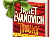 A Tricky Twenty-Two Holiday / Having a holiday party this year?  Help is here! Just grab a copy of Tricky Twenty-Two and scour Pinterest for tasty treats that match the cover.  Perfect for Christmas and New Years Eve. Here are some of my favorite things I found, to get you started. / by Janet Evanovich