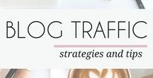 INCREASE BLOG TRAFFIC / Want to learn how to increase your traffic and get more views? This board is FULL of inspiration and blogging tips. Visit www.mayamaceka.com for more strategies on getting website traffic fast!