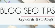 SEO TIPS / Learn all about search engine optimization and getting organic traffic with the blogging resources on this board. And read my ULTIMATE guide here: mayamaceka.com/seo-for-bloggers/