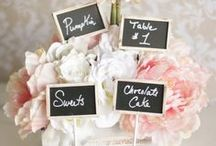 Table Decor Displays  / Presentation is everything!