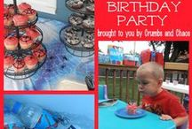 Party Ideas / by Bari Atchley