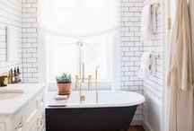 Beautiful Bathrooms / by Shaina R