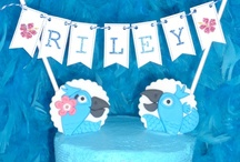 Rio Party / Rio party I designed for my 4 year old daughter's birthday! / by Soiree Event Design
