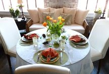 ROOM DESIGNS / Room Designs created by Debbe Daley for her client's specific decor requests. / by Debbe Daley