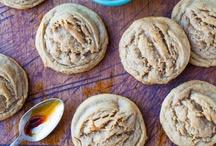 Baking - Sweet / Cookies, Cakes, Pies, etc. / by Kristen B