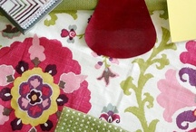 FABRIC & PATTERN DESIGNS / by Debbe Daley